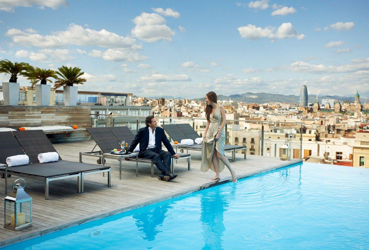 Visit Grand Hotel Central Barcelona Mrs Glitterati