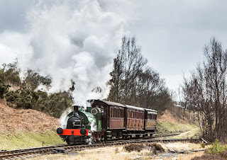 Hawthorn Leslie No.2 approaching Terrace Junction
