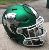 lake erie college uniform helmet tornado 2017