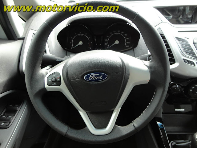 Ford EcoSport FreeStyle 2013 - interior