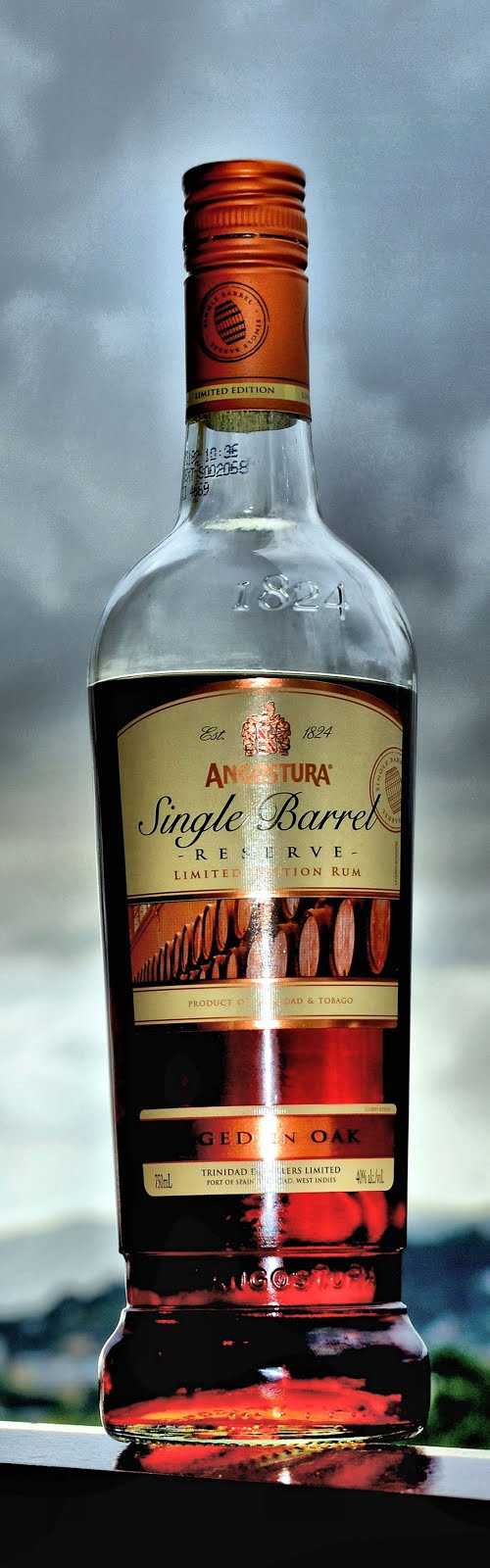 Bahama Bob's Rumstyles: Angostura Single Barrel Rum