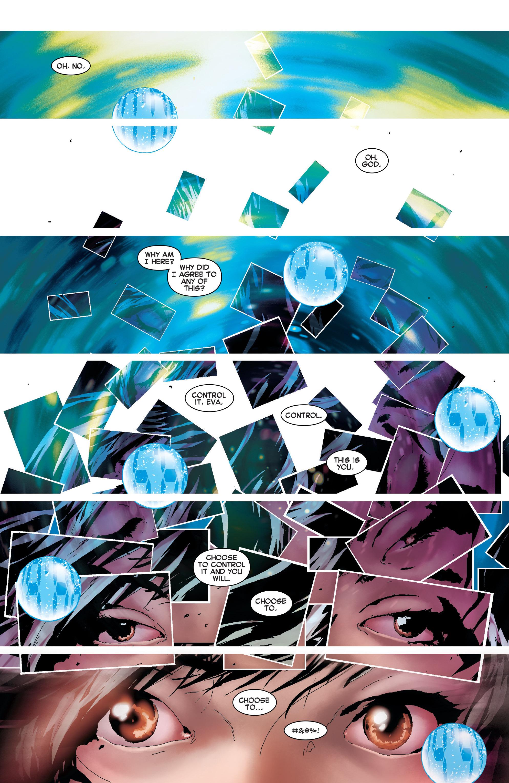 Read online Uncanny X-Men (2013) comic -  Issue # Annual 1 - 2