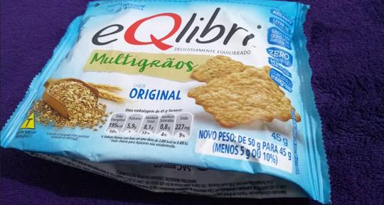 pacote de biscoitos equilibri multigrãos original