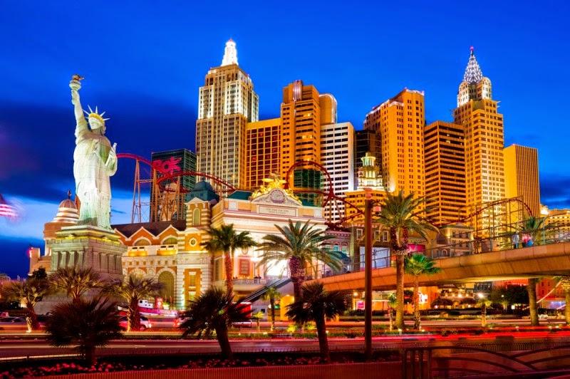 Como levar dinheiro para Las Vegas