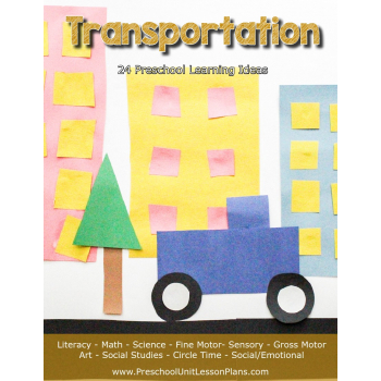 Transportation Preschool Unit