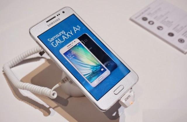 Review HP Samsung Galaxy A3 2016, Mendukung Jaringan 4G beserta Upgrade Hardware