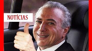 Notícias - Câmara vota hoje denúncia contra Michel Temer e ministros