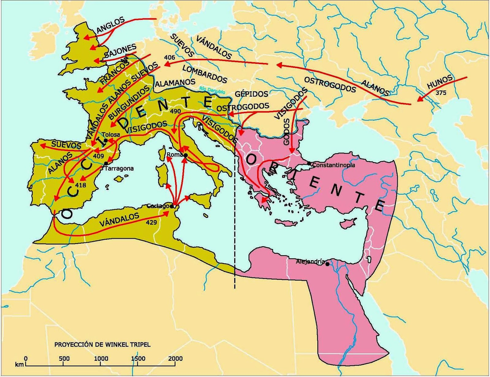 Profesor De Historia Geografia Y Arte Roma Antigua