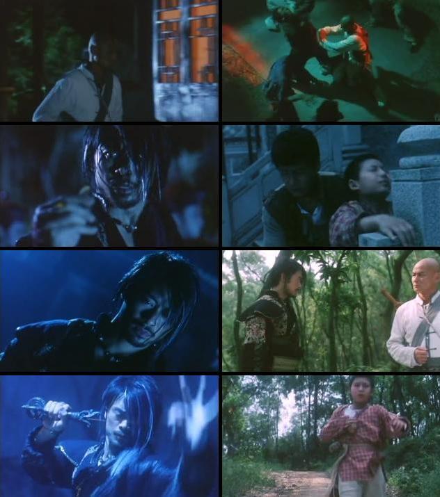 Shaolin Vs Evil Dead 2004 Dual Audio Hindi 480p DVDRip