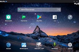 تحميل برنامج memu app player لتشغيل تطبيقات الاندرويد على الكمبيوتر