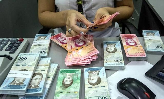 """Experto estadounidense mostró inflación y dijo que economía venezolana está en """"espiral de la muerte"""""""