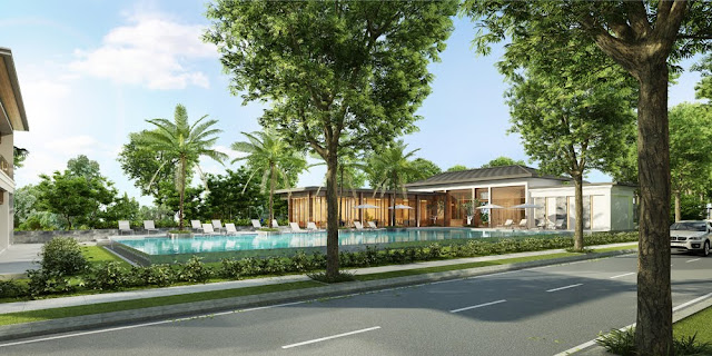 Nine South Estates project launched to prepare the villa Nine South templates