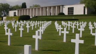 Militaire begraafplaats Henri Chapelle