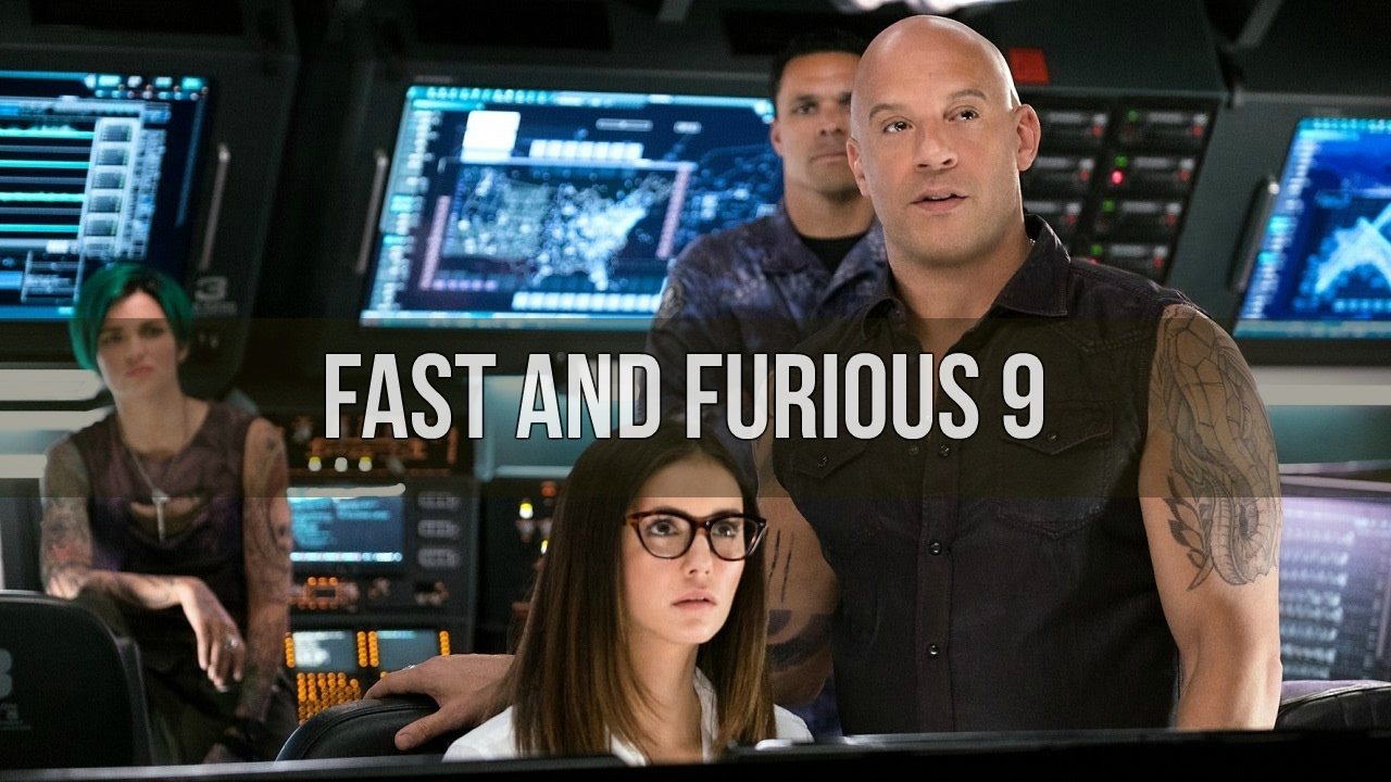 FAST 9: Fast and Furious 9 - Launch Trailer 2017