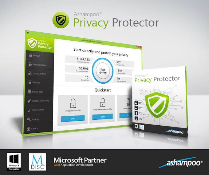 Ashampoo Privacy Protector Giveaway Key