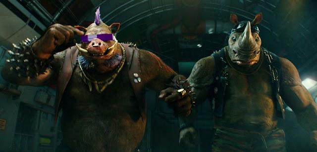 As Tartarugas Ninja 2 | Vídeos inéditos apresentam mais de Casey Jones e novos vilões