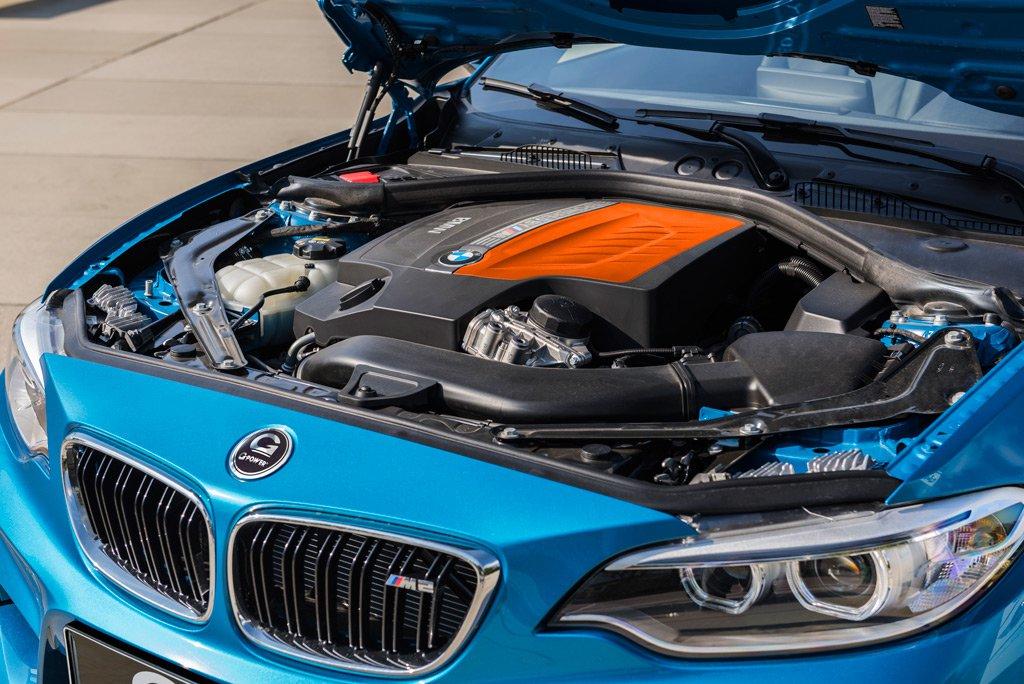 BMW M2 G-Power silnik