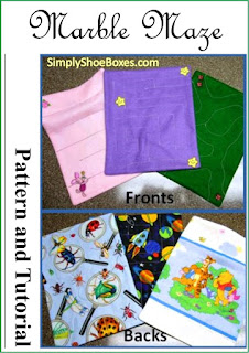 Simply Shoeboxes Diy Crafts For Operation Christmas Child