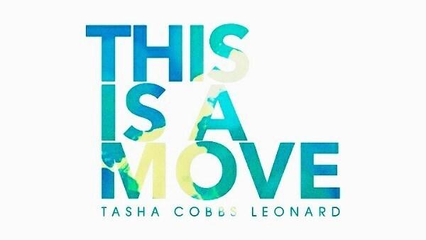 Audio: Tasha Cobbs- This Is A Move