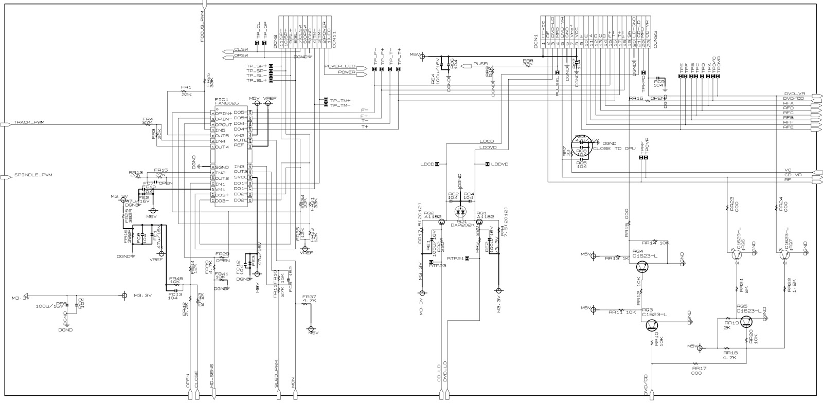 samsung dvd hd860  u2013 smps  servo  video decoder circuit diagram