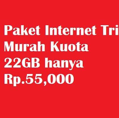 Untuk memberikan rasa kepuasan dalam mengakses internet maka provider menghadirkan paket  Paket sahur Internet Tri Murah aktifkan paket Internet Tri Buka Puasa 2020