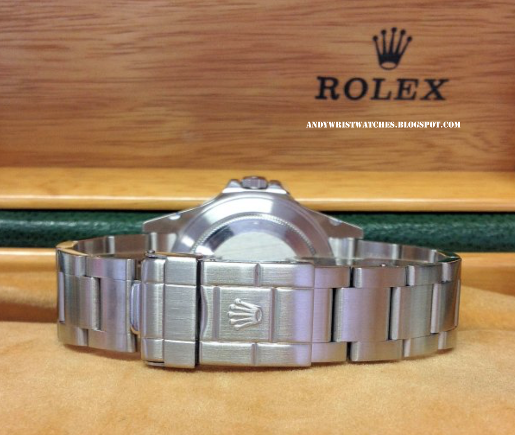 C-segment Wrist Watches: SOLD : Rolex GMT-Master Ii Pepsi