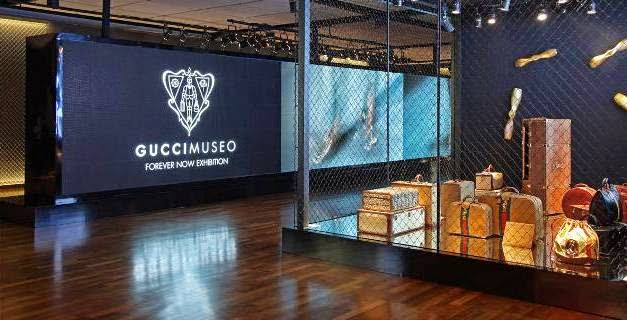 gucci pop up store and museum sao paulo