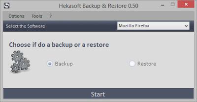 كيفية عمل   Backup & Restore   للبرامج على جهازك
