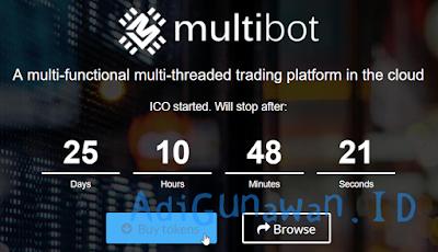 Daftar akun Multibot Token (MBT)