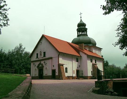 Sanktuarium na Kościelcu.