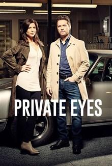 Private Eyes - Todas as Temporadas - HD 720p