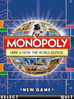 Monopoly Here & Now The World Edition