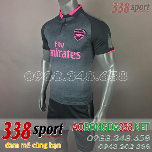 áo đấu arsenal sân khách 2018