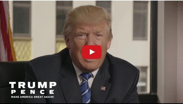 Trump envía un mensaje a Israel