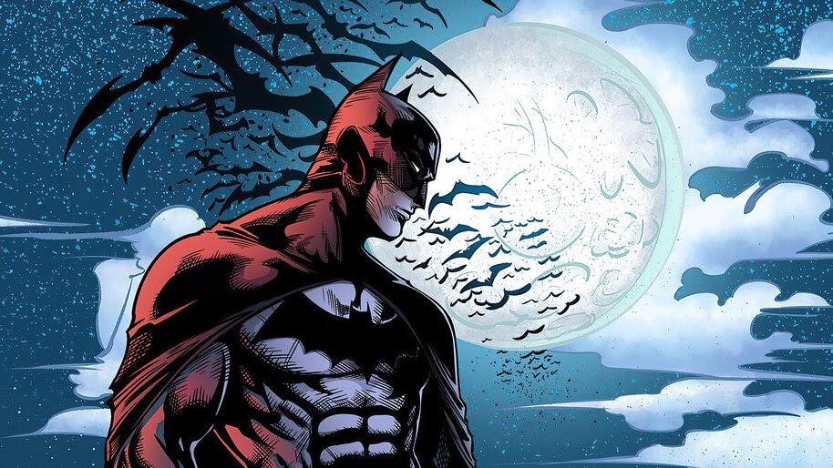 Batman, DC, Comics, 4K, #6.2151