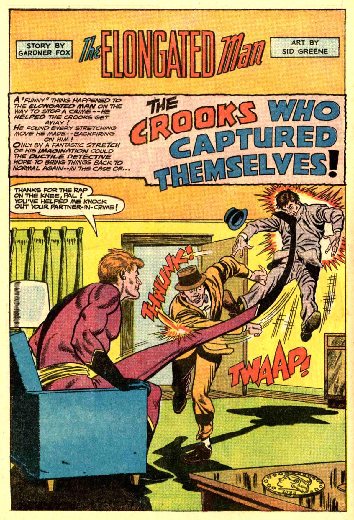 Detective Comics (1937) 365 Page 19