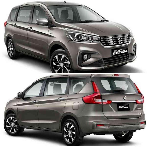 Daftar Harga Mobil Suzuki All New Ertiga Tunai Kredit