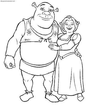 Dibujos para colorear de personajes de Disney ~ Dibujos para colorear