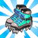 viral exploration saga climbing boots 75x75 - CityVille: Materiais da Saga de exploração - Himalaia