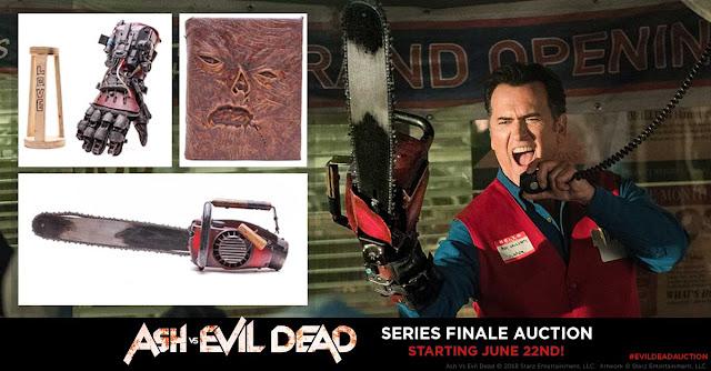 Evil Dead auction