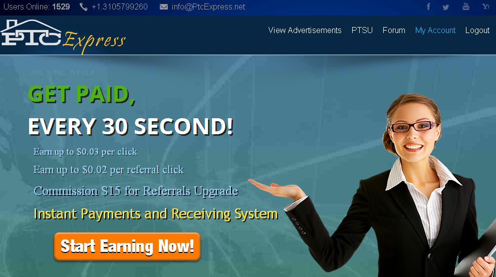 ptcexpress review legitimate or scam site 2015