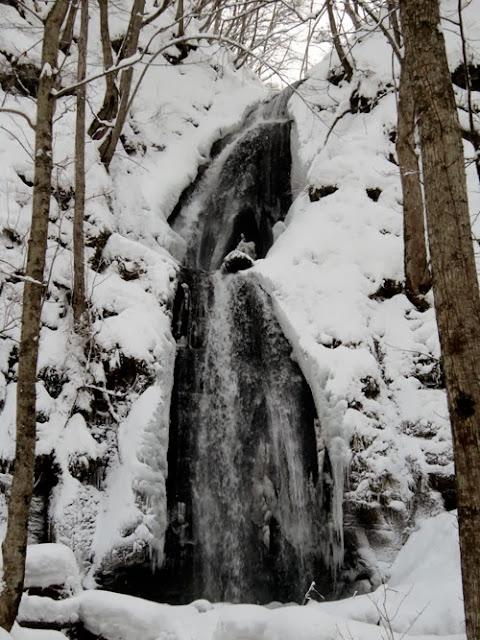 雲井の滝近景