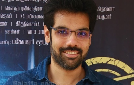 Vijay encouraging youngsters: Sibi Raj