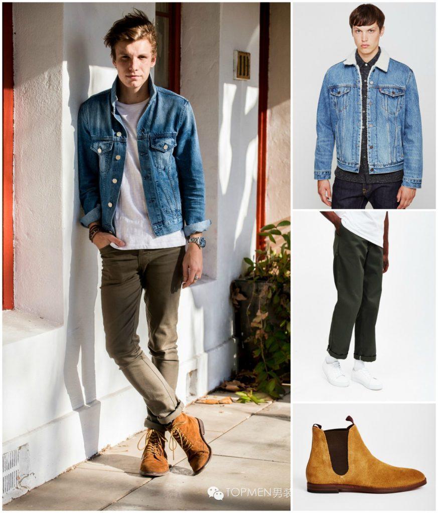 Olivier Fashion Blog Three Ways To Wear A Denim Jacket