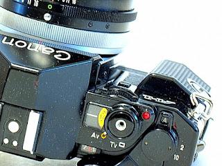 Canon A-1, Aperture Priority Setting