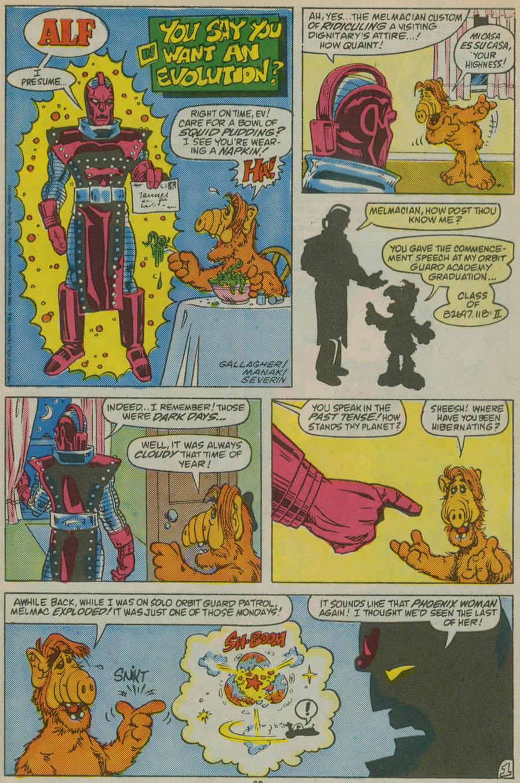 Read online ALF comic -  Issue # _Annual 1 - 56