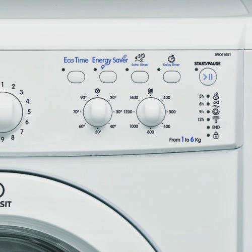 Indesit IWC61651   Washing Machine Reviews