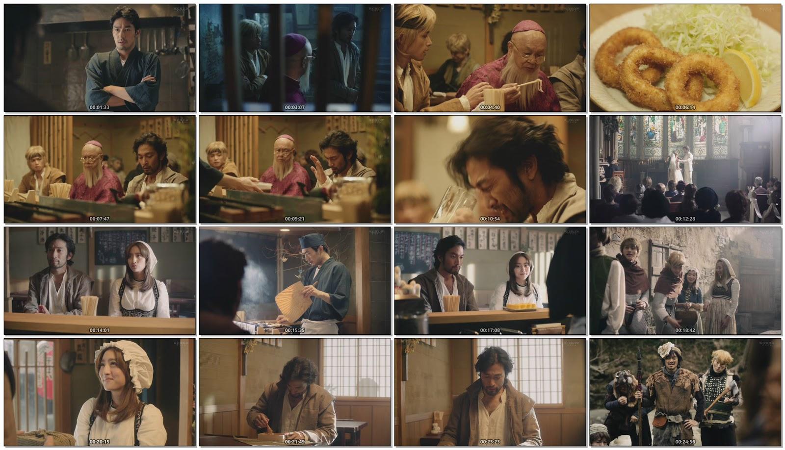 """Isekai Izakaya """"Nobu"""" 2020 Live-Action - Episode 7"""