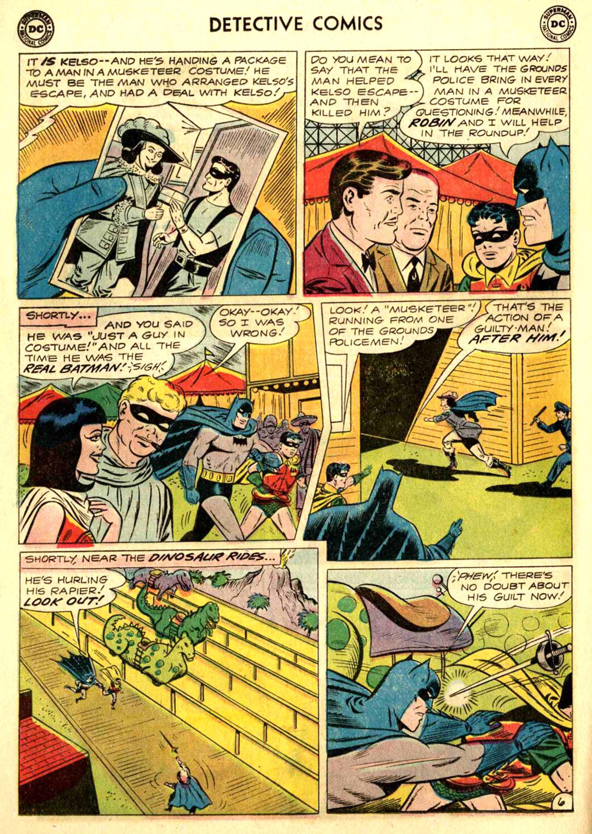 Detective Comics (1937) 309 Page 7
