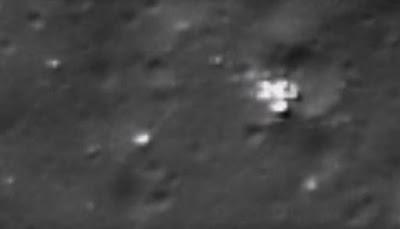 Il Lunar Reconnaissance Orbiter scopre una base aliena sulla Luna?